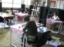 art workshops fall 2012 holyoke mass pioneer valley western mass dean nimmer art classes