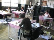 art workshops fall 2012 holyoke mass pioneer valley western mass dean nimmer art classes