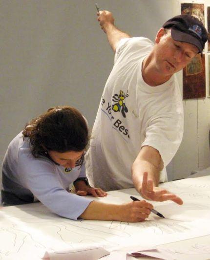 DEAN NIMMER SPRING WORKSHOPS 2014 ART CLASSES CONTACT INFO 2